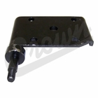 ( 52040407 ) Left Side Front Leaf Spring Plate fits 1987-1995 Jeep Wrangler YJ by Crown Automotive