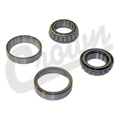 ( J8126500 ) Differential Side Bearing Kit, 1984-2001 Cherokee, 1987-2006 Wrangler w/ Dana 30 Front Axle By Crown Automotive