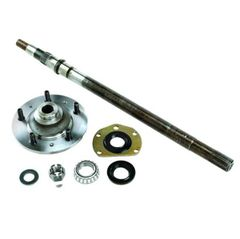 """Drivers Side Axle Shaft Kit, 26-1/4"""" In Length, For 1976-83 Jeep CJ-5 & 1976-81 CJ-7 with AMC Model 20 Rear Axle"""