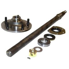 "Drivers Side Axle Shaft Kit, 28-9/16"" in Length, For 1982-86 CJ-7 & CJ-8 with AMC Model 20 Rear Axle"