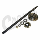 "( 8127079K ) Drivers Side Axle Shaft Kit, 33-1/2"" In Length, For 1976-79 Jeep CJ-5 & CJ-7 with AMC Model 20 Quadra-Trac Rear Axle By Crown Automotive"
