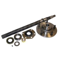 "Passenger Side Axle Shaft Kit, 22"" In Length, For 1976-79 Jeep CJ-5 & CJ-7 with AMC Model 20 Quadra-Trac Rear Axle"