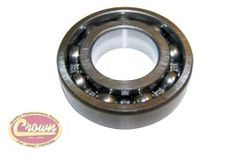 21) Rear Output Shaft Bearing, 1987-1999 Jeep Vehicles with NP231 Transfer Case