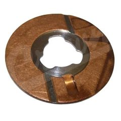 """22) Thrust Washer for 3/4"""" Intermediate Shaft, fits 1941-46 MB, GPW, CJ2A with Dana Spicer 18 Transfer Case"""