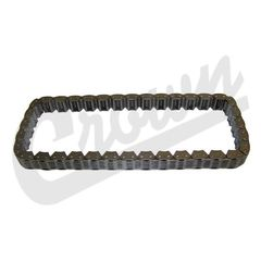( 83504575 ) Drive Chain for 1987-01 Jeep Cherokee XJ, Comanche MJ, Grand Cherokee ZJ & WJ with NP242 Transfer Case by Crown Automotive