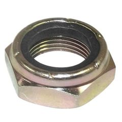 23) Mainshaft Nut, fits 1967-75 Jeep CJ with T14A 3 Speed Transmission