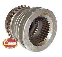 24) Range Sleeve, All 1991-1996 Jeep Vehicles with NP231 Transfer Case