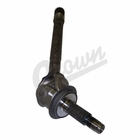 ( 5252145 ) Axle Shaft Assembly, Right Side Front, with Disconnect Dana 30 Front Axle & without ABS, 1987-1995 Jeep Wrangler, 1984-1992 Cherokee by Crown Automotive