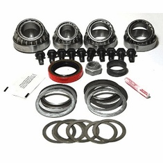 ( 252051 ) Master Overhaul Kit for Front Axle Dana 44 Jeep Wrangler JK Rubicon by Alloy USA