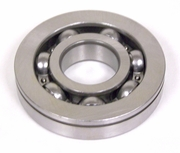 27) Rear Mainshaft Bearing, fits 1967-75 Jeep CJ with T14A 3 Speed Transmission