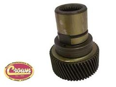 28) Input Gear, 1997-01 Jeep Cherokee XJ, 1997-01 Wrangler TJ & 2002 Jeep Liberty with NP231 Transfer Case