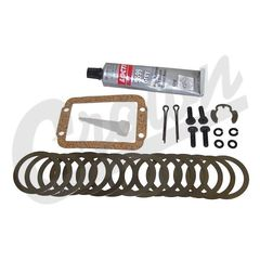 3) Differential Side Bearing Shim Kit, 1984-2001 Cherokee, 1987-1995 Wrangler w/ Dana 30 Front Axle