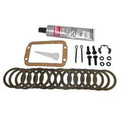 Differential Side Bearing Shim Kit, 1984-2001 Cherokee, 1987-1995 Wrangler w/ Dana 30 Front Axle