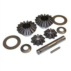 Differential Spider Gear Set, Dana Model 23-2 Axle, 1941-1945 Willys MB, Ford GPW