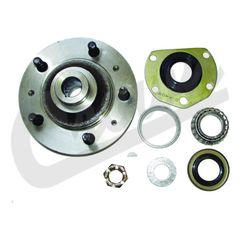 ( 8133730K ) Model 20 Rear Axle Hub Kit, For 1976-86 Jeep CJ-5, CJ-7 & CJ-8 Scrambler By Crown Automotive