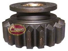 3) Reverse Idler Gear, 1980-81 Jeep CJ with SR4 4 Speed Transmission