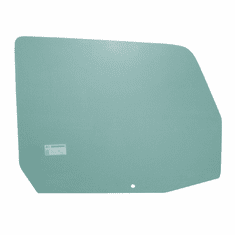( 300708RGTN ) Replacement Right Side Front Door Glass, fits 2007-12 Jeep Wrangler JK & Wrangler Unlimited JK by PPR Industries