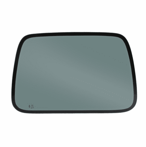 ( 3090758796 ) Jeep Hard Top Right Side Quarter Glass, Fits 1987-1995 Jeep Wrangler YJ, 1997-2006 Wrangler TJ by PPR Industries