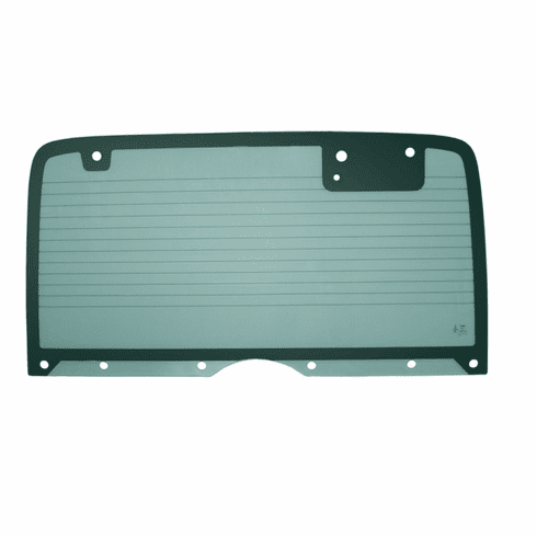 ( 3099029702 ) Jeep Hard Top Back Glass, (Heated), 1997-2002 Jeep Wrangler TJ by PPR Industries