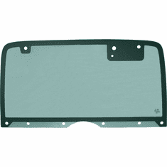 ( 3099040306 ) Jeep Hard Top Back Glass, (Heated), 2003-2006 Jeep Wrangler TJ by PPR Industries