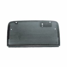( 3099040306G ) Jeep Wrangler TJ Hard Top Back Glass with 50% Gray Tint, (Heated), Fits 2003-2006 Wrangler TJ by PPR Industries
