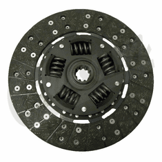 "( 3184909 ) Clutch Disc, 10-1/2"", 10 Spline, 6-226 or 6-230 6 Cylinder Engine, Willys Truck, Station Wagon & Jeep Gladiator  by Crown Automotive"