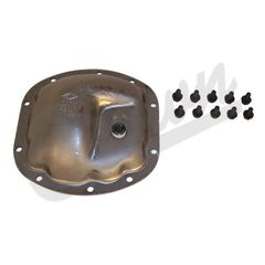 ( 4713451 ) Dana 30 Differential Cover, 1987-2006 Jeep Wrangler, 1991-99 Cherokee XJ & 1993-98 Grand Cherokee by Crown Automotive