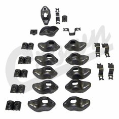 ( 3223888KL ) Rocker Arm and Pivot Kit for 1974-1979 Jeep Models with 3.8L and 4.2L Engines by Crown Automotive