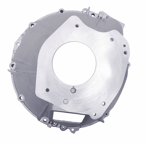 ( 3236287 )  Bellhousing With SR4, T4 or T5 Transmission 1980-1986 Jeep CJ by Preferred Vendor