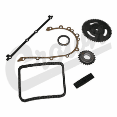 ( 3242300K ) Timing Kit for 1984-2002 Jeep Wrangler YJ, TJ, Cherokee XJ with 2.5L Engines by Crown Automotive