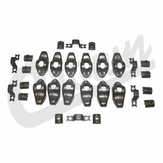 ( 3242393K ) Rocker Arm Kit for 1983-2006 Jeep Models with 4.0L and 4.2L Engines by Crown Automotive