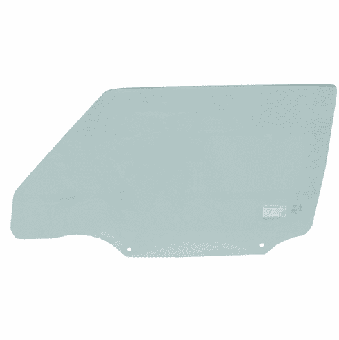 ( 329799LGTN ) Left Side Front Door Glass, 2 Door Jeep Cherokee 1997-2001, Drivers Side without Vent Window by PPR Industries