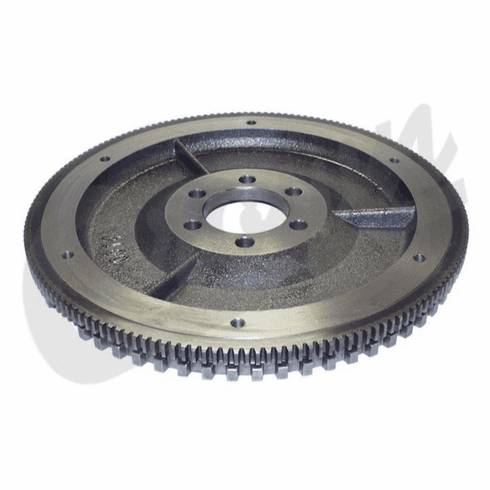 ( 33002672 ) Flywheel Assembly for 1987-1990 Jeep Cherokee XJ with 4.0L, 1988-1990 Wrangler YJ with 4.2L Engine by Crown Automotive