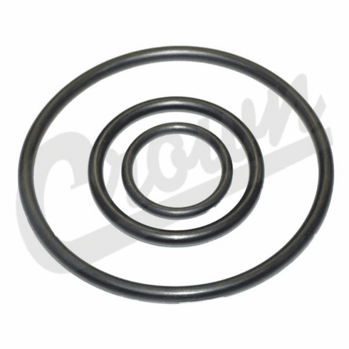 ( 33002970K ) Oil Filter Adapter Seal Kit, Fits 1987-1992 Cherokee XJ, Comanche MJ with 4.0L Engine by Crown Automotive