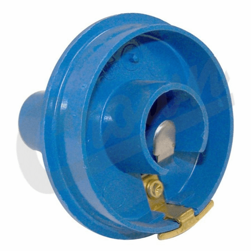 ( 33004795 ) Distributor Rotor for 1983-93 Jeep CJ & Cherokee XJ with Carbureted 2.5L 4 Cylinder Engine & 1987-90 Wrangler YJ with 2.5L Fuel Injected 4 Cylinder Engine by Crown Automotive