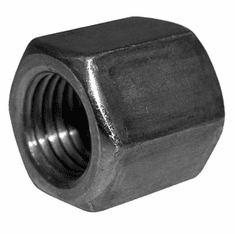 "( 339372 ) Spring U-Bolt Hex Nut 7/16""-20 Thread, 1941-1971 Jeep & Willys Vehicles by Crown Automotive"