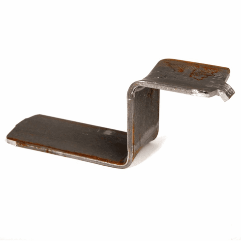 ( 35148 )  Exhaust Bracket Fits 1979-86 Jeep CJ-5 And CJ-7 With 151 Cubic Inch or 258 Cubic Inch Engine by Preferred Vendor
