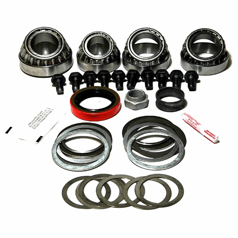 ( 352045 ) Differential Master Overhaul Kit from Alloy-USA fits 2003-06 Jeep Wrangler Rubicons with Front and Rear with Dana 44 Axles by Alloy USA