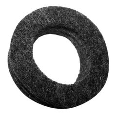 4) Front Transmission Felt Oil Seal Fits 1945-1971 Jeep & Willys with T-90 Transmission
