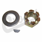 ( 3155675K ) Nut & Washer Kit with Key, For 1976-86 CJ Series with AMC Model 20 Rear Axle by Crown Automotive