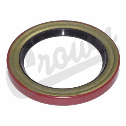 ( 4167929 ) Front Bearing Seal Retainer for 1997-01 Jeep Wrangler TJ, Cherokee XJ with NP231 Transfer Case & 1993-98 Grand Cherokee ZJ with NP242 Transfer Case by Crown Automotive