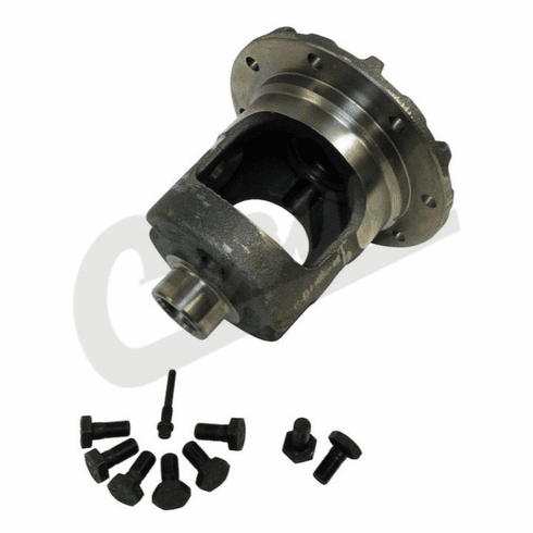 ( 43233 ) Trac-Lok Differential Case for 1987-95 Jeep Wrangler YJ, 1997-06 TJ, 1984-00 Cherokee XJ and 1993-98 Grand Cherokee ZJ with Dana 35 Rear Axle  by Crown Automotive