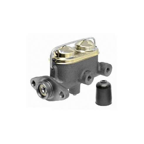 ( 4487376 )  Master Brake Cylinder Fits 66-73 Wagoneer, J-Series Truck With 6-230, 232, 258, 327, 360 Engines Dual Well Master by Preferred Vendor