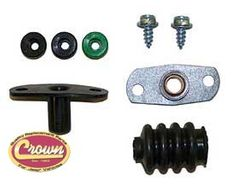 45) Shift Linkage Repair Kit, 1987-2005 Jeep Vehicles with NP231 & NP242 Transfer Case