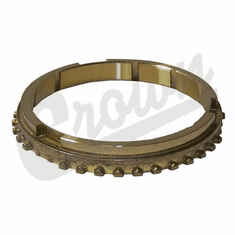 ( 4637533 ) 5th Gear Synchronizer Ring for 1992-99 Jeep Vehicles with AX15 5 Speed Transmission by Crown Automotive