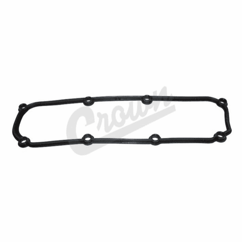 ( 4648987AA ) Valve Cover Gasket for 2007-11 Jeep Wrangler JK with 3.8L Engine by Crown Automotive