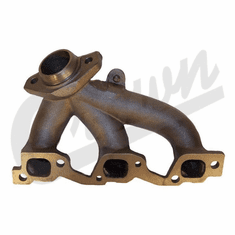 ( 4666026AB ) Exhaust Manifold, Right Side, 2007-11 Jeep Wrangler JK & Wrangler Unlimited JK w/ 3.8L Engine by Crown Automotive