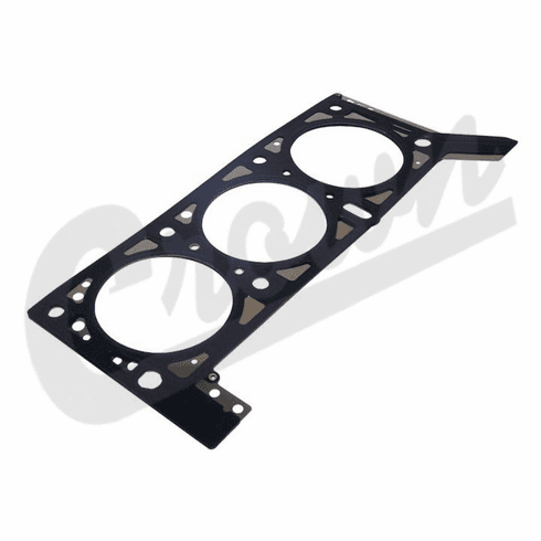 ( 4666033AB ) Cylinder Head Gasket, Left Side, 2007-11 Jeep Wrangler JK & Wrangler Unlimited JK w/ 3.8L Engine by Crown Automotive