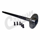 ( 4713192P ) 4340 Chromoly Passenger Side Axle Shaft for 1993-02 Jeep Wrangler YJ, TJ, 1992-01 Cherokee XJ & 1993-96 Grand Cherokee ZJ with Dana 35 Rear Axle by Crown Automotive