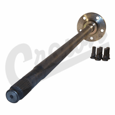 ( 4713193 ) Driver Side Axle Shaft for 1993-02 Jeep Wrangler YJ & TJ, 1992-01 Cherokee XJ and 1993-96 Grand Cherokee ZJ with Dana 35 Rear Axle by Crown Automotive